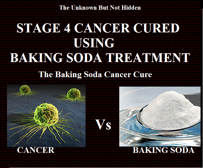 Can soda treat cancer? Not only can cure, but also high blood pressure