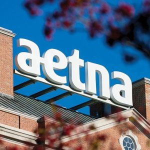 Aetna, It's been expected that good news has been kept