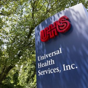 UHS grows profitable, according to the DOJ policy of about 90 million dollars