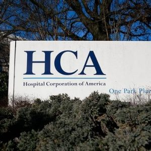 HCA has cash flows, earns cash in Q3