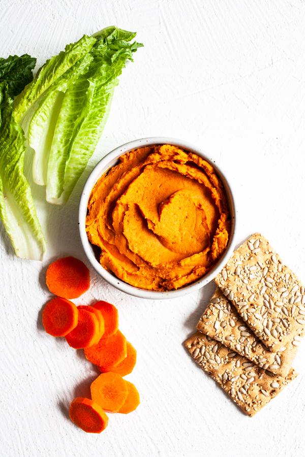 Brandy Doming 's Thai Red Curry Sweet Potato Dip | Further Assistance
