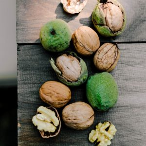 All About Walnuts | In the camps