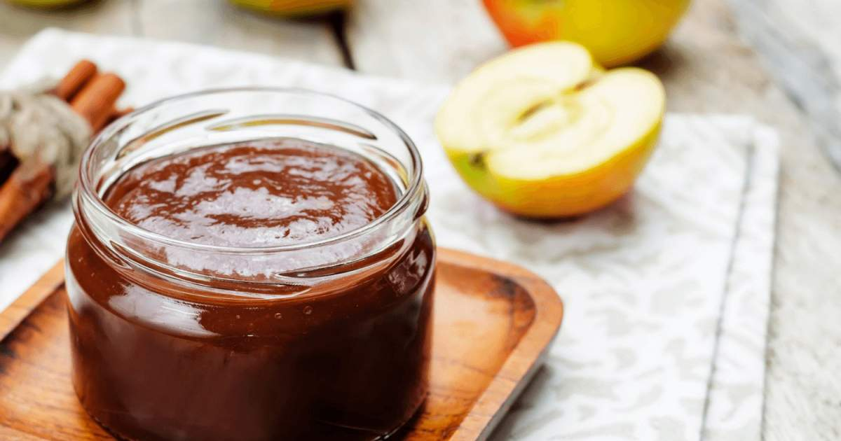 Apple Butter – Easy to Sweet