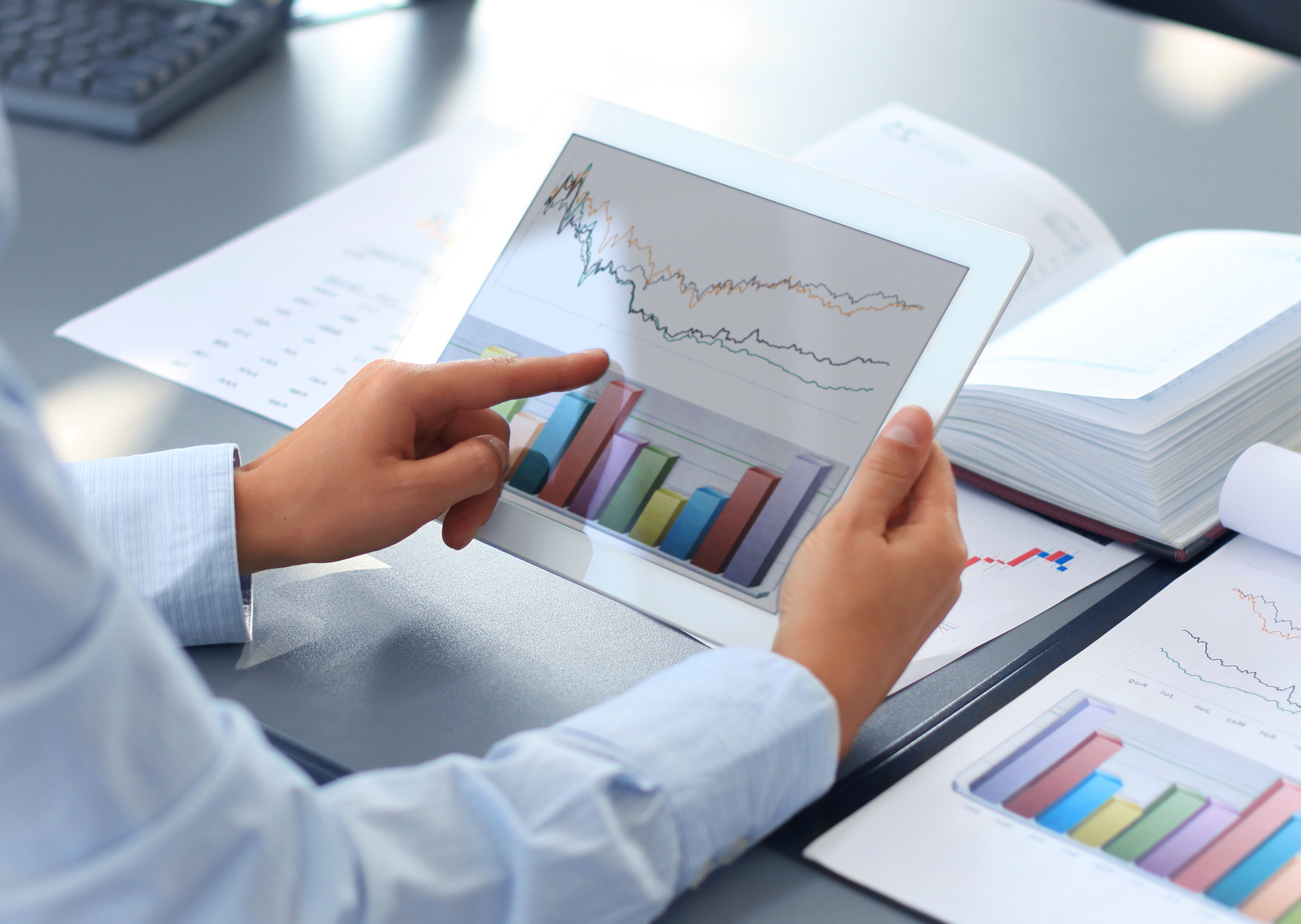 Learn to analyze your financial health with income and expense statements and balance sheets!