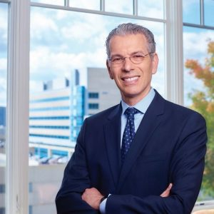 Google has led President Geisinger, Dr. David Feinberg