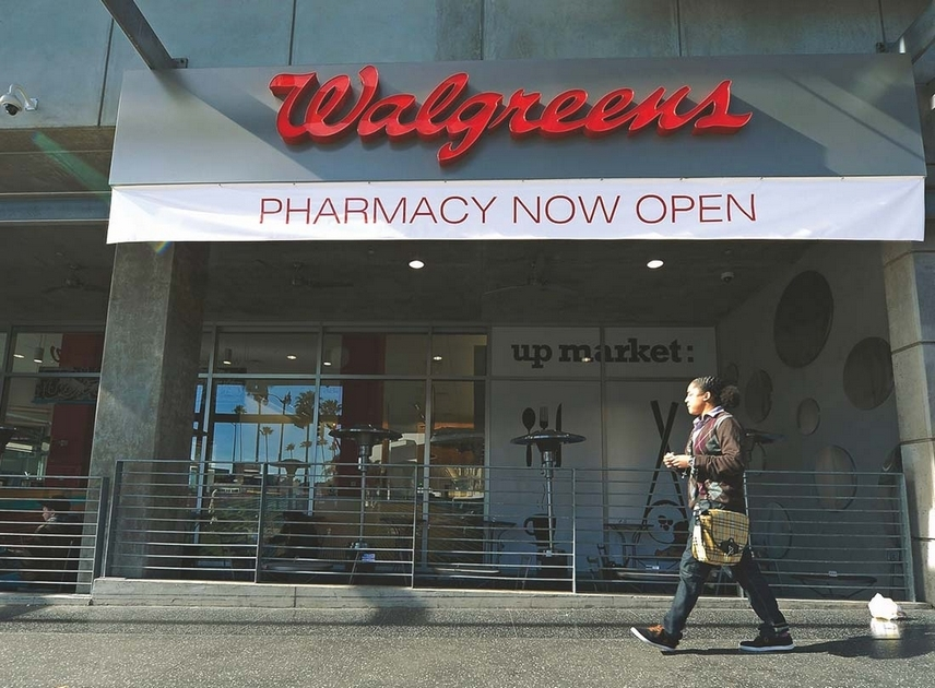 Walgreens speaks to Humana: Report