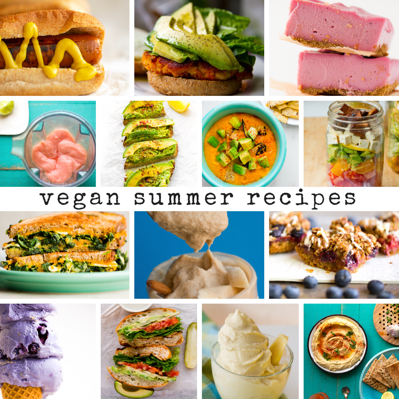 Vegan's Summer Plan Ideas! Foods, Medicines, Easy Food, Kaaba and More.