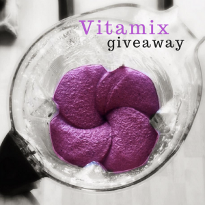 Vitamix supplements!