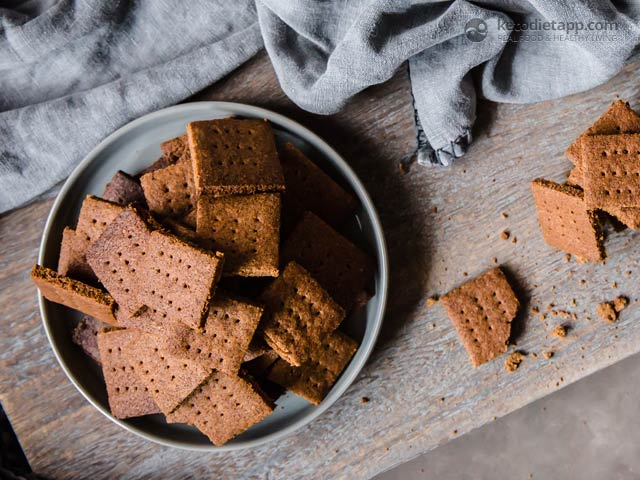 Carham Graham's Crackers home is a KetoDiet Blog home