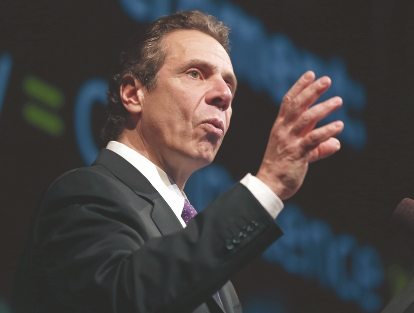 Federal Court has spent $ 600M of Cuomo