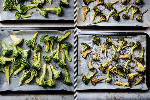Low-Carb Asian Spiced Broccoli