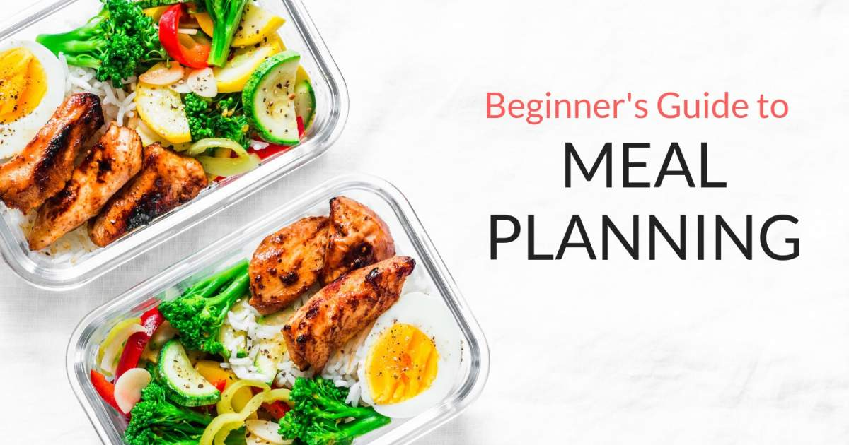 Guidelines for Food Planning