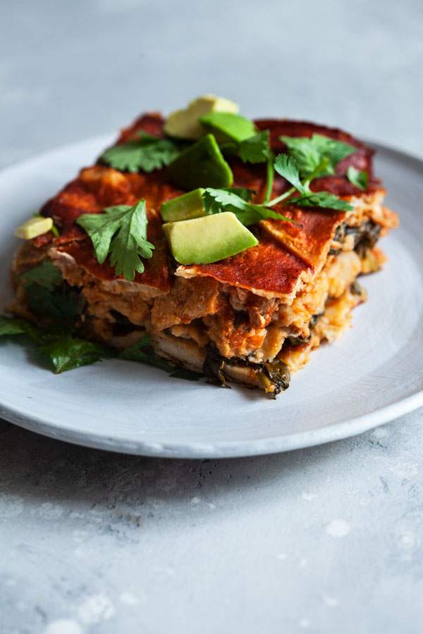 Vegan Chick 'n Enchilada Breakfast Casserole Further Assistance