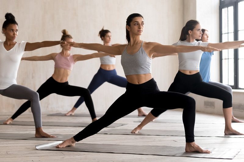 Hot Yoga: All about this Work Is To Work Together