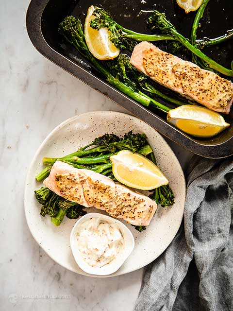 Download the Easy Salmon Tray