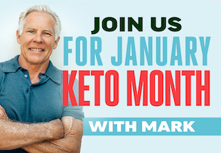 Join us in January for Keto!