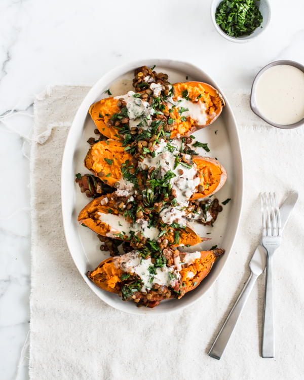 Moroccan sweet potatoes | Full Help