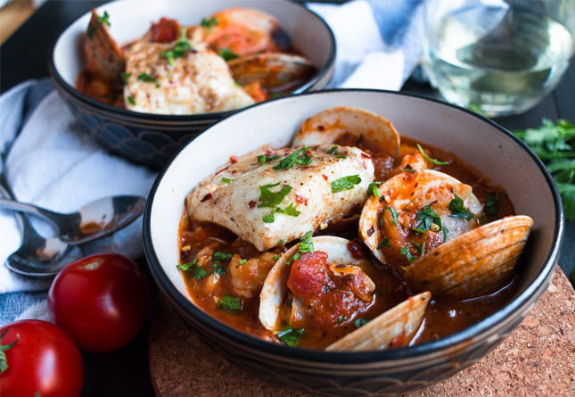 Cioppino | Mark & ​​# 39; s Daily Apple