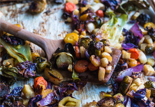 Easy Winter Vegetables